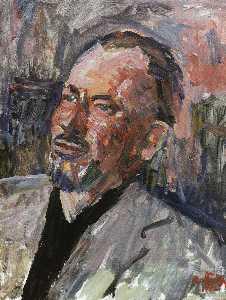 Portrait of John Steinbeck