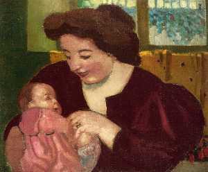 Maternite , anne marie eccetera Marthe un la bague ovale