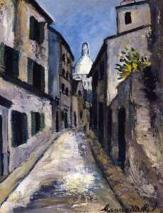 Saint-Rustique street