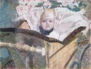 Artist's son