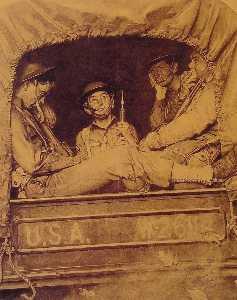 William Gillis in Convoy