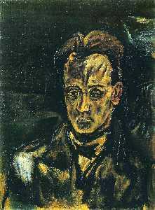 Portrait of the Composer Anton von Webern