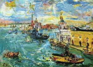 Venice Dogana