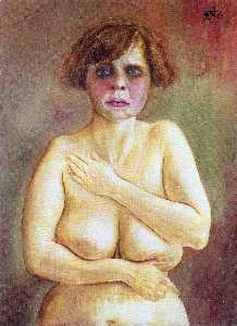 Half-Nude