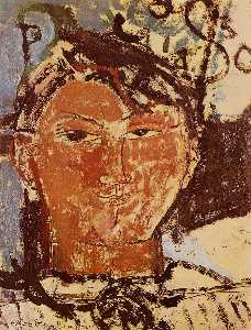 の肖像画 Daniel-Henry カーンワイラー