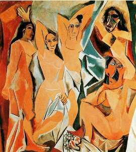 The girls of Avignon