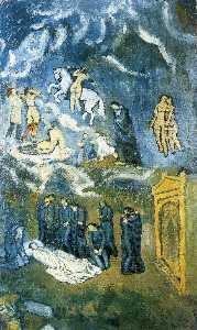 Evocation (The Burial of Casagemas)