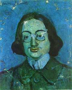 Portrait of Jaime Sabartes