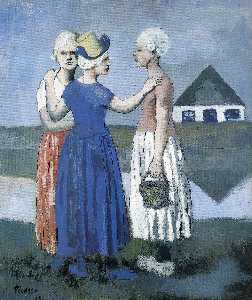 三 dutchwoman