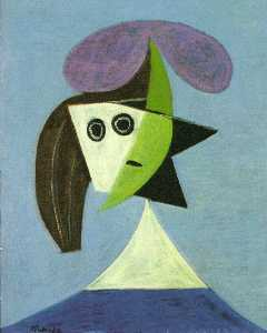 Woman with hat (Olga)