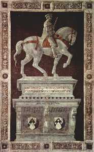 Equestrian Monument of Sir John Hawkwood