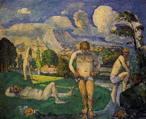 Bathers at Rest