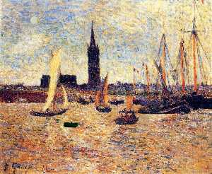 Bordeaux Harbour