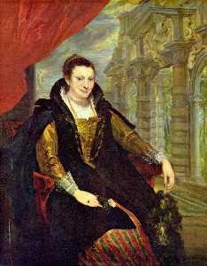 Portrait of Isabella Brandt