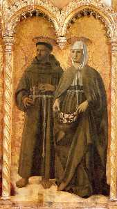 St. Francis and St. Elizabeth