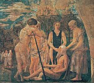 Death of Adam (detail)