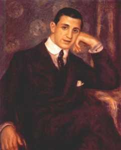Portrait of Henry Bernstein