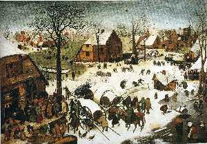 Census at Bethlehem
