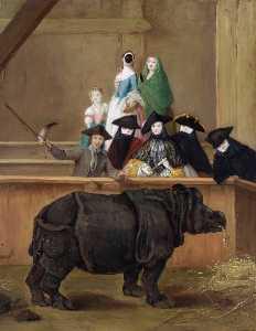 Clara the Rhinoceros