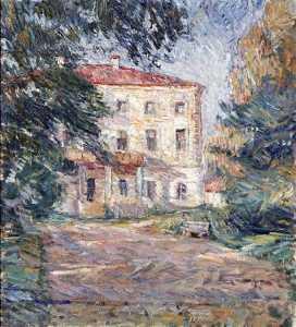 A house in Belkino