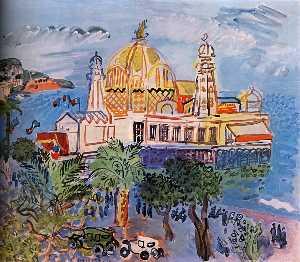 The casino of Nice
