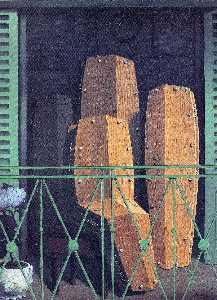 Manet's Balcony