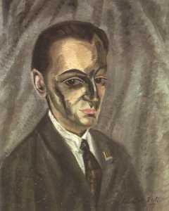 Portrait of Jose M. Torres