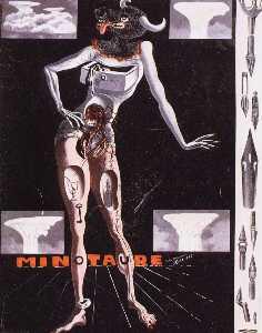 Cover of 'Minotaure' Magazine