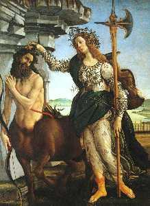 pallas et centaur