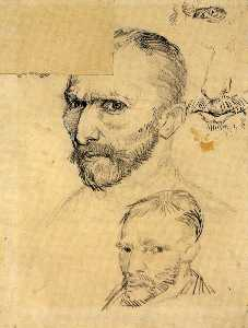 Two Self-Portraits and Several Details
