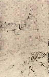 Ruins of Montmajour