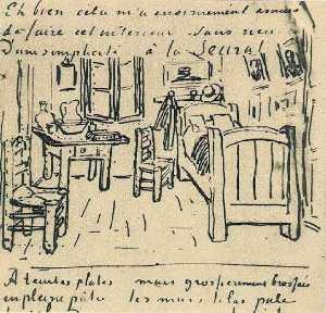 Vincent's Bedroom