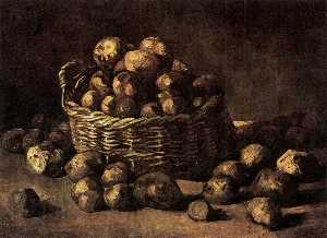 Basket of Potatoes