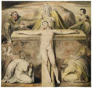 Christ Nailed to the Cross The Third Hour