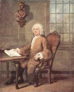Portrait of Dr. Benjamin Hoadly