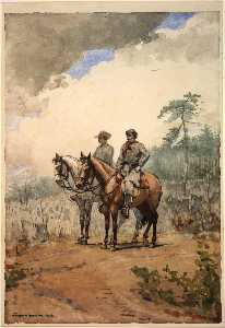 Two Scouts