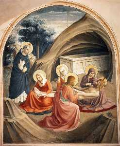 Lamentation over Christ (Cell 2)