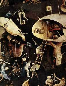 Triptych of Garden of Earthly Delights (detail) (18)