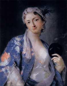 Portrait of Felicita Sartori