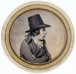 Portrait of Jeanbon Saint-André