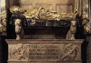Funeral Monument to John XXIII (detail)