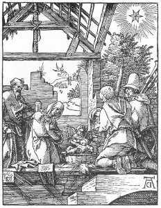 Small Passion: 4. The Nativity