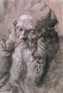 Study of a Man Aged 93