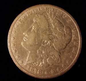 Gold Coin on Cosimo I (obverse)