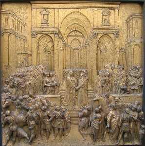Solomon and the Queen of Sheba
