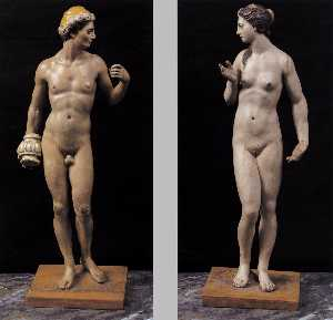 Epimetheus and Pandora