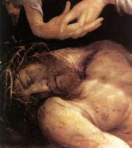 Lamentation of Christ (detail)