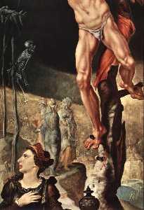 Crucifixion ( détail )