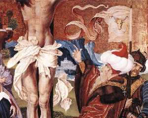 The Crucifixion (detail)