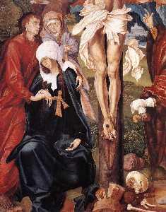 La Crucifixion détail